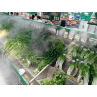 水果蔬菜超市专用加湿器,超声波保鲜加湿器