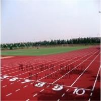 塑胶跑道地坪,塑胶球场跑道地坪,运动跑道地坪