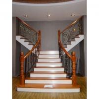 南京楼梯-宏顺达钢木楼梯
