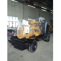 上柴省油移动6缸400KW发电机组