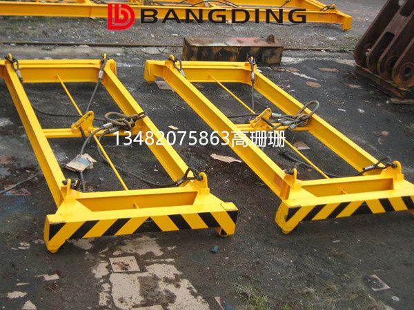 上海邦鼎BANGDING半自动集装箱吊具