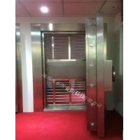 亚图牌博物馆专用B级不锈钢金库门,坚固耐用,价格实惠