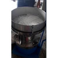 推车式不锈网筛粉机 豆浆面粉筛选机