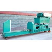 龙门劈木机|铡刀式树墩劈木机劈木机