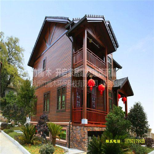 框架结构木屋,三层木屋,二层木屋,丽水木屋