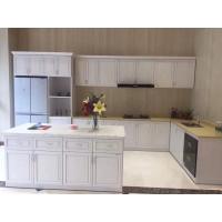 厨房全铝橱柜品牌坚迈JM-6030铝合金橱柜