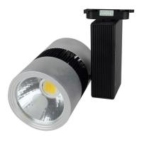 LED导轨射灯 双头 LED轨道灯 LED射灯 瑞祥COB