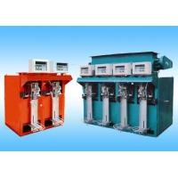 潍坊专业的水泥包装机——双嘴水泥包装机