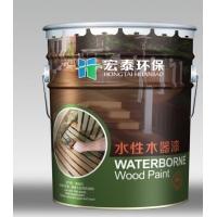 高级哑光净味型水性木器清面漆