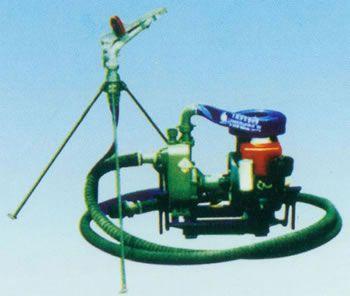 fs80喷灌机结构原理图
