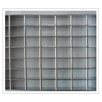 定做钢格板 冷热镀锌钢格板格栅 镀锌地沟盖板 方形