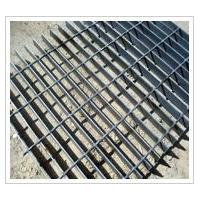 加工定做 辽宁省 电厂电站用镀锌钢格板踏步 平台钢格栅