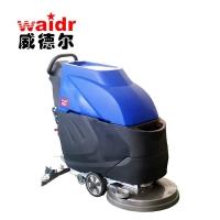 地面清洁用手推式洗地机 车间用洗地机