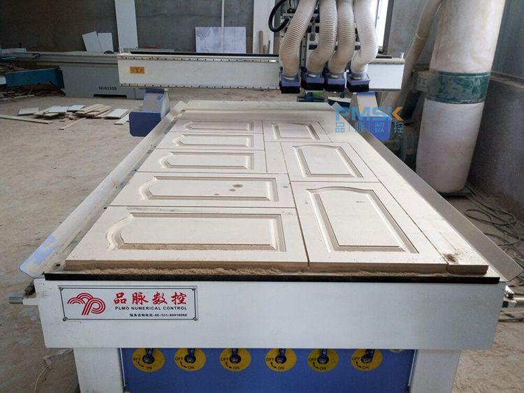 四工序木工雕刻机(吸塑门板专用雕刻机)