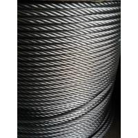 铁路用304L不锈钢钢丝绳,通电7*19股钢丝绳