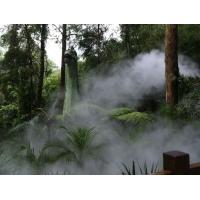 人造雾景观设计-喷雾设备-造雾机-喷雾机