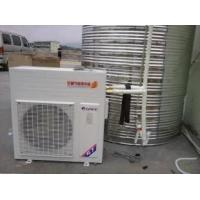 南通 酒店30吨空气能热水工程