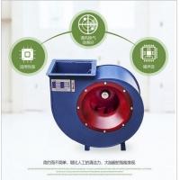 4-72离心风机蜗壳中压管道排气风机排烟离心机3.2A 1.