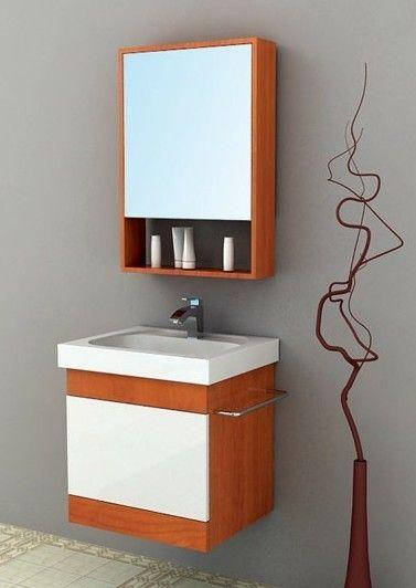 朝阳实木浴室柜柜 YS1005