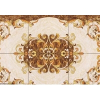 成都国尊陶瓷精品地毯画