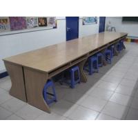 自然教室课桌