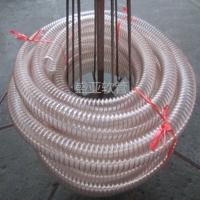 PU钢丝螺旋软管 波纹管 风管