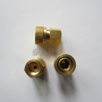 8mm快速母接头 快速接头 打气筒配件