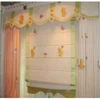 家家布艺窗帘-儿童卡通窗帘