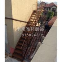 消防楼梯(室外楼梯)南京唯邦装饰工程