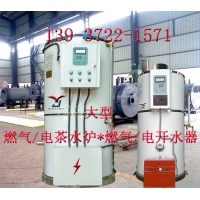 上市萝北绥滨庆安县大庆林业局用F15L燃气和电热开水器锅炉