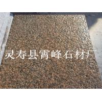 厂家直销贵妃红石材(荔枝面、火烧面、光面)