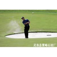 高尔夫球场专用白沙子 人造沙滩专用白沙子
