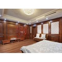 原木护墙板-印樸堂整木定制家居