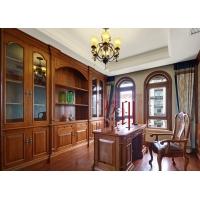 原木书柜-印樸堂整木定制家居