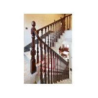 原木楼梯-实木楼梯-印樸堂整木定制家居