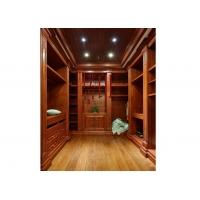 原木衣柜-印樸堂整木定制家居