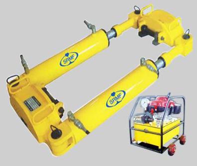 钢轨拉伸机公司_钢轨拉伸机_铁路钢轨拉伸器