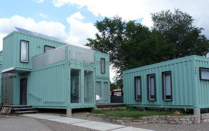 被動式儲能集裝箱房屋系列(太陽能屋系列) 本產品參考德國被動式房屋標準,針對寒冷或熱帶地區高寒高熱地區進行設計的節能、舒適、環保的被動式儲能集裝箱房。產品參考我國JGJ26-2010《嚴寒和寒冷地區居住建筑節能設計標》準進行設計; 本產品以高強度的住人集裝箱為載體,進行設計、組裝。高效的圍護結構保溫措施---傳熱系數(Uw值)低達0.