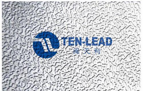 压 轧花铝箔(保温板、风管板生产用面层复合材料)