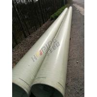连续缠绕玻璃纤维增强塑料夹砂管(CWFP)  玻璃钢污水管