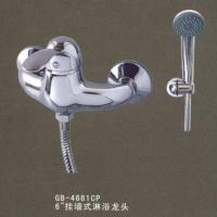 """高宝卫浴-龙头-46系列-6""""挂墙式淋浴龙头"""