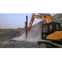 挖掘机改装液压凿岩机新钻机产品