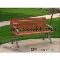 防腐木,塑木休闲椅