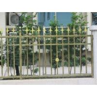 仿古围墙栏杆,铁艺围墙栅栏,锌钢围墙栅栏围栏