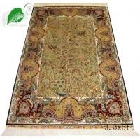亿丝东方丝毯手工真丝波斯地毯厂家直销价格