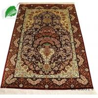 手工真丝地毯、波斯地毯、居家地毯、别墅地毯