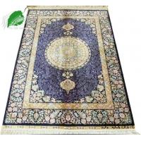 亿丝东方丝毯波斯手工真丝地毯别墅专用地毯