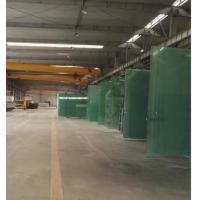 制作安装汽车展厅12个厚15个厚19个厚超大钢化玻璃