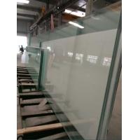 5米6米7米8米长19mm超白钢化玻璃+15A+19mm超白