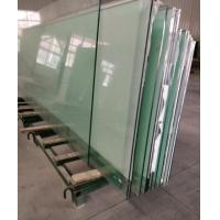 19mm钢化超白玻璃19毫米钢化玻璃价格